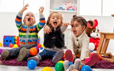 Il gioco dei bambini nello sviluppo cognitivo